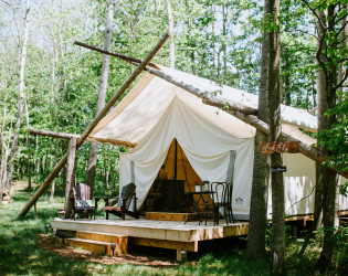 Whispering Springs Wilderness Retreat