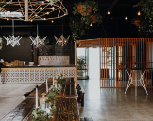 The Wood Shed by Booze Brothers