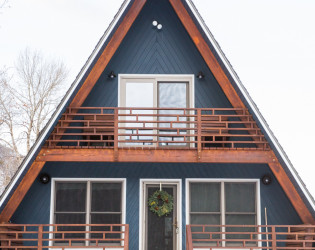 A-Frame Haus