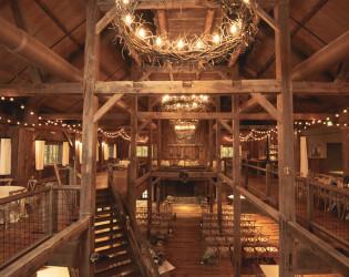 The Barn on the Pemi