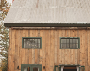 The Barn on the Pemi