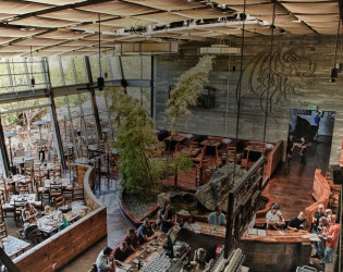 Stone Brewing World Bistro & Gardens - Escondido