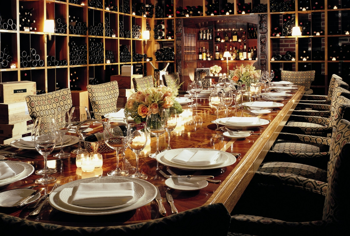 Restaurants In Nyc With Private Dining Rooms 21 Club New York New York Venue Report