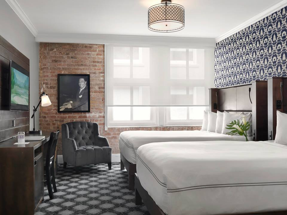 Q&C Hotel/Bar   French Quarter - CBD, New Orleans, Louisiana, United States - Venue Report