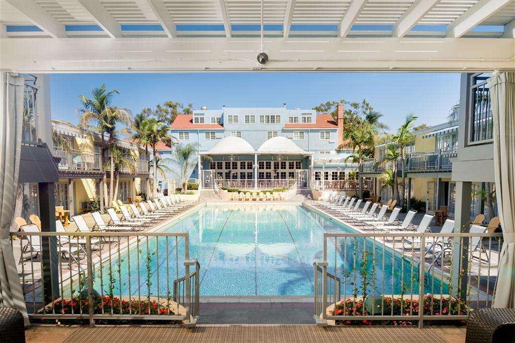 The Lafayette Hotel Swim Club Amp Bungalows University Heights San Diego California United