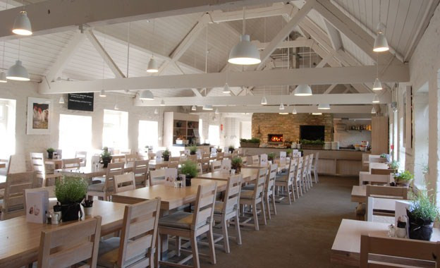 Daylesford farm daylesford united kingdom venue report for Kitchen ideas westbourne grove