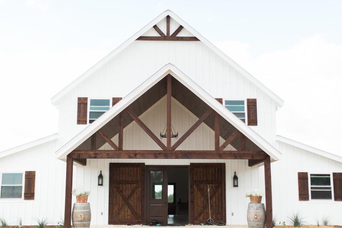 Five Oaks Farm Cleburne Texas Venue Report