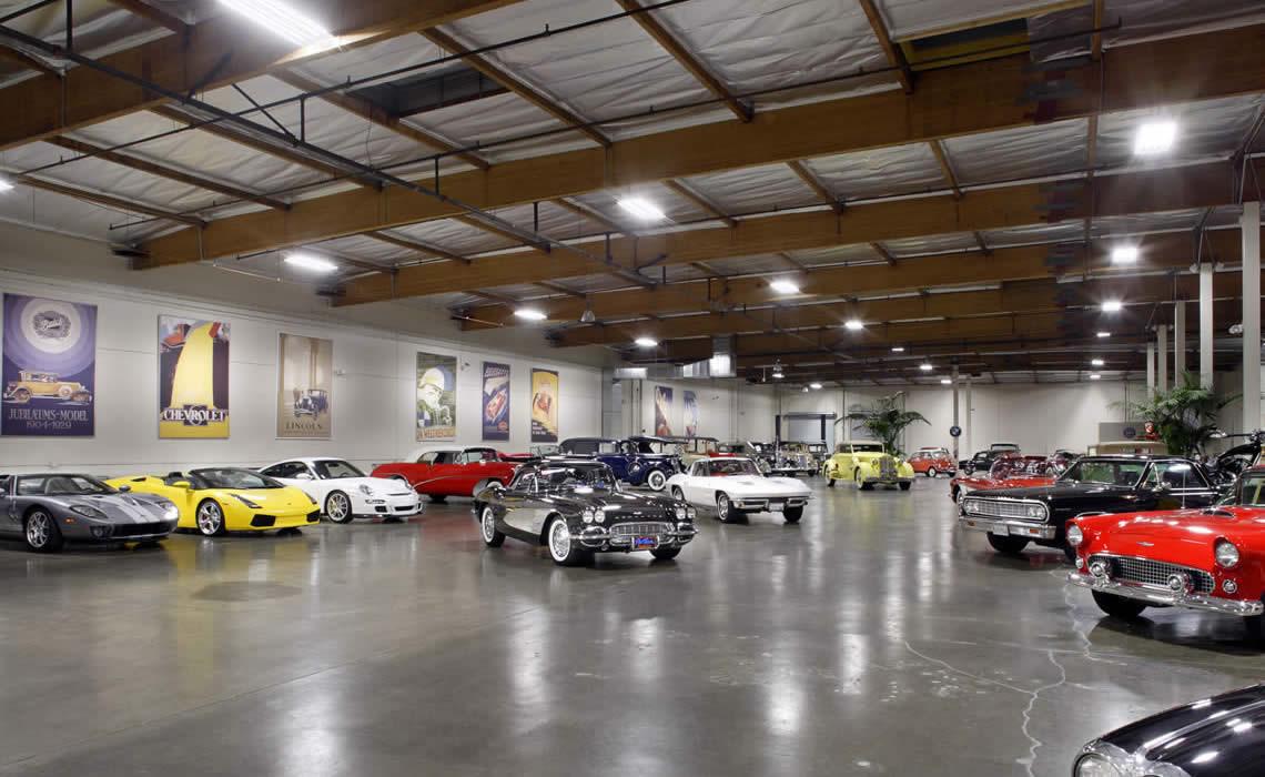 Crevier Classic Cars | Costa Mesa, California - Venue Report