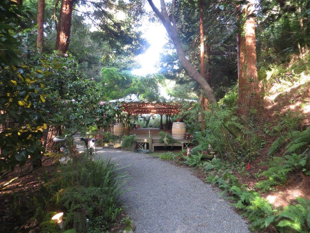 bodega bay secret gardens bodega bay california united states venue report