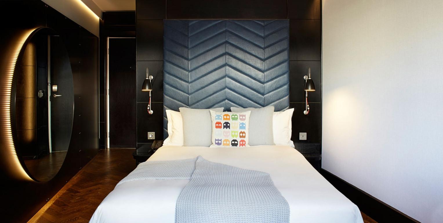 fancy bitch hotel room