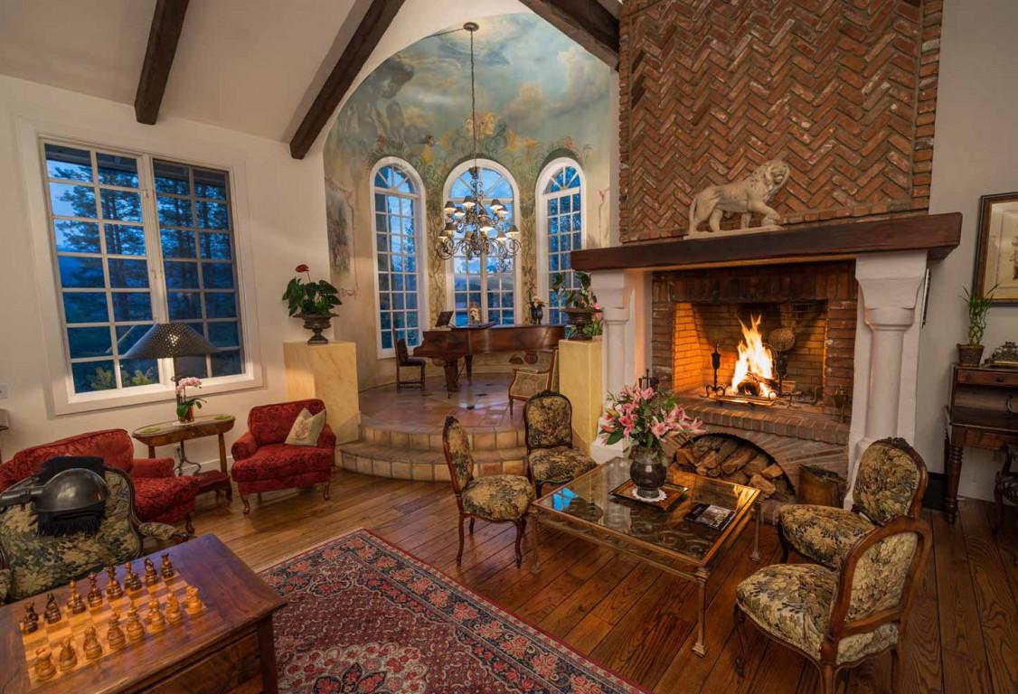 chateau du sureau oakhurst california venue report