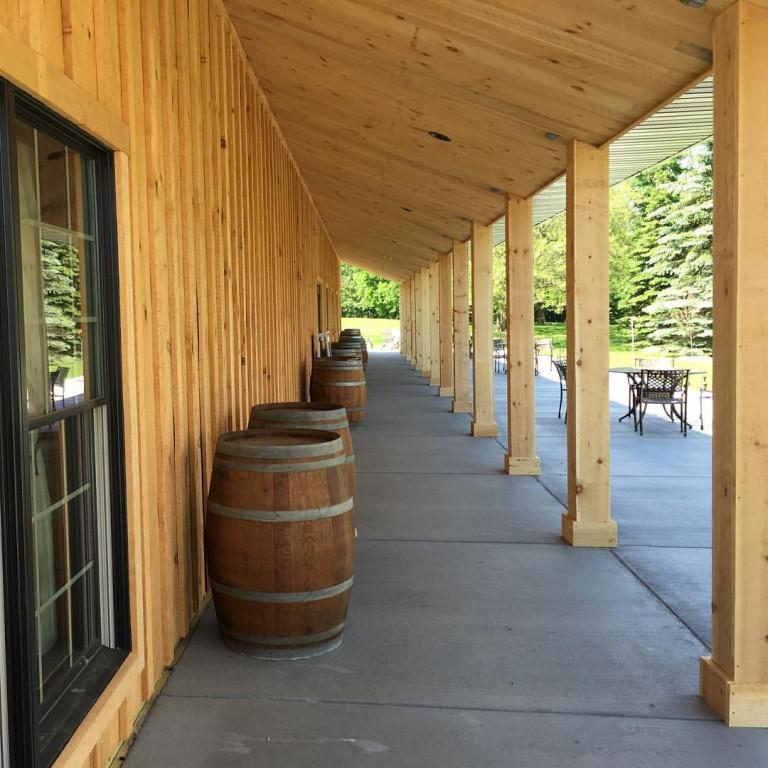 Rush city barn wedding