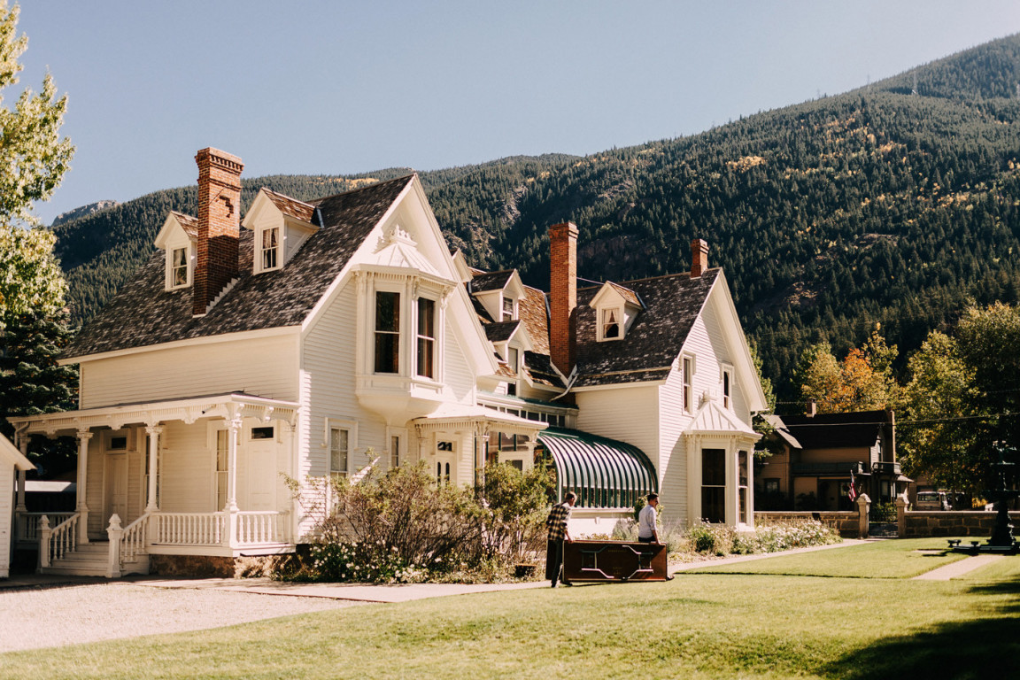 Hamill house georgetown colorado venue report for Georgetown home