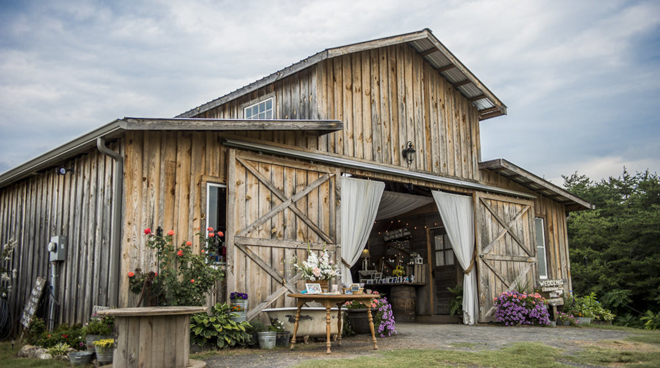 The Barn at Drewia Hill | Sale Creek, Tennessee, United ...