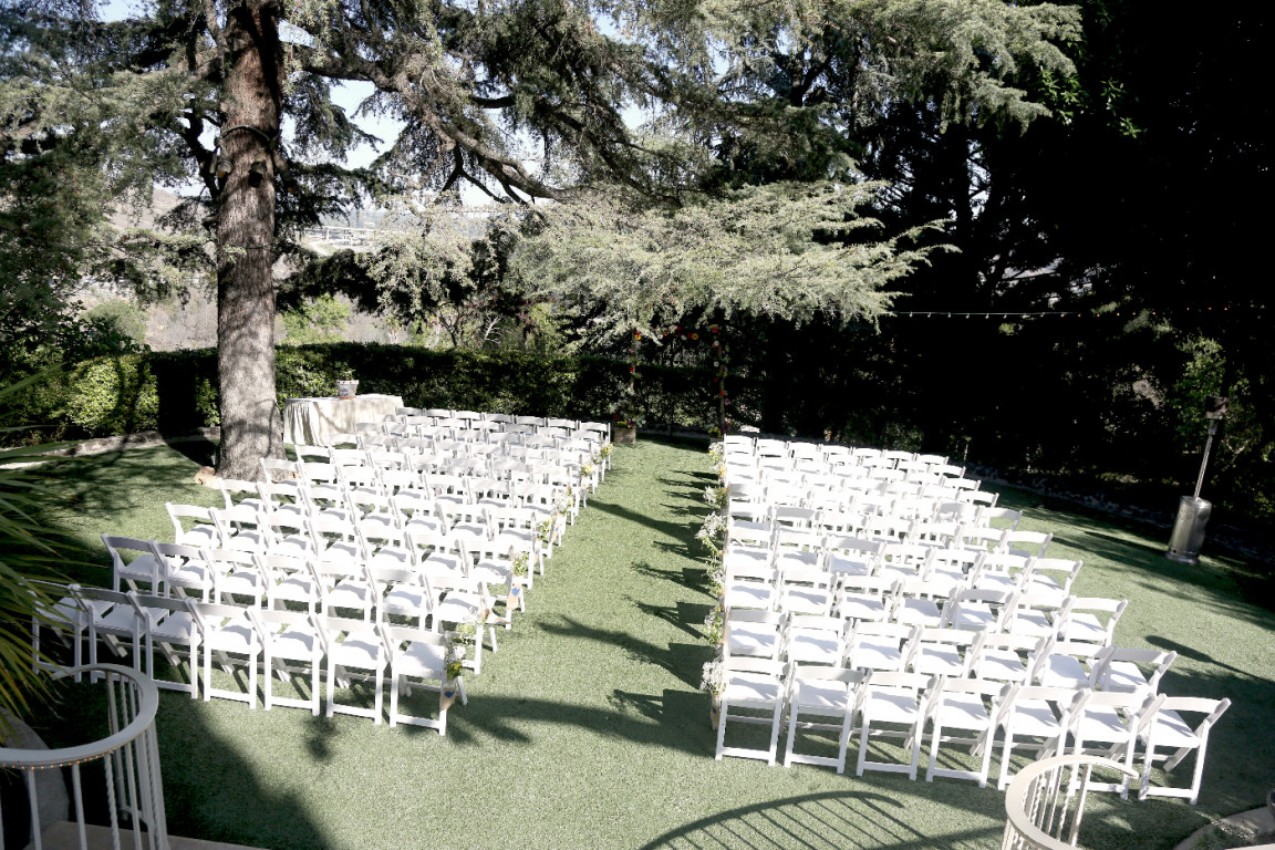 Kellogg mansion wedding