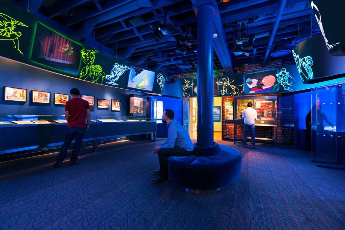The Walt Disney Family Museum Presidio San Francisco California