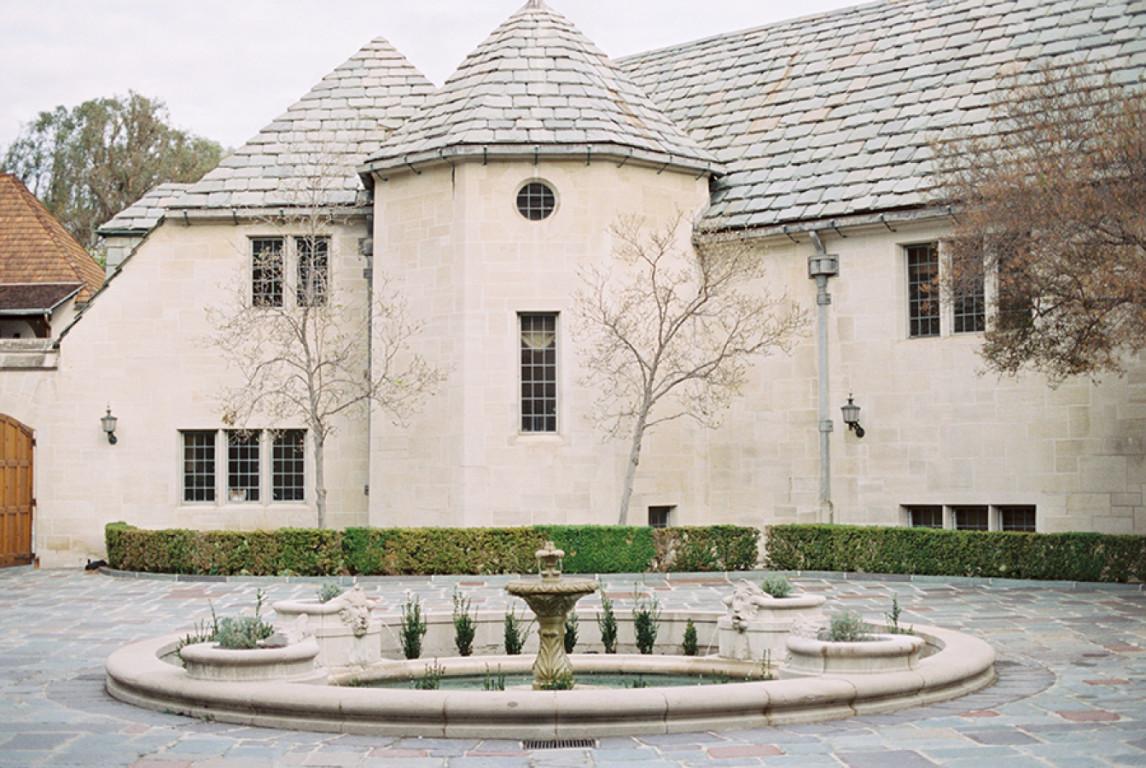 Greystone mansion gardens the doheny estate beverly for The greystone