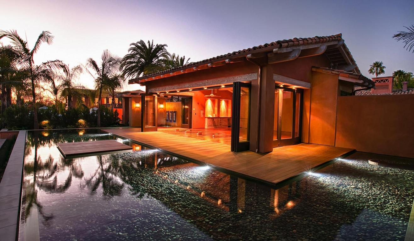 Rancho Valencia Resort Spa Rancho Santa Fe California