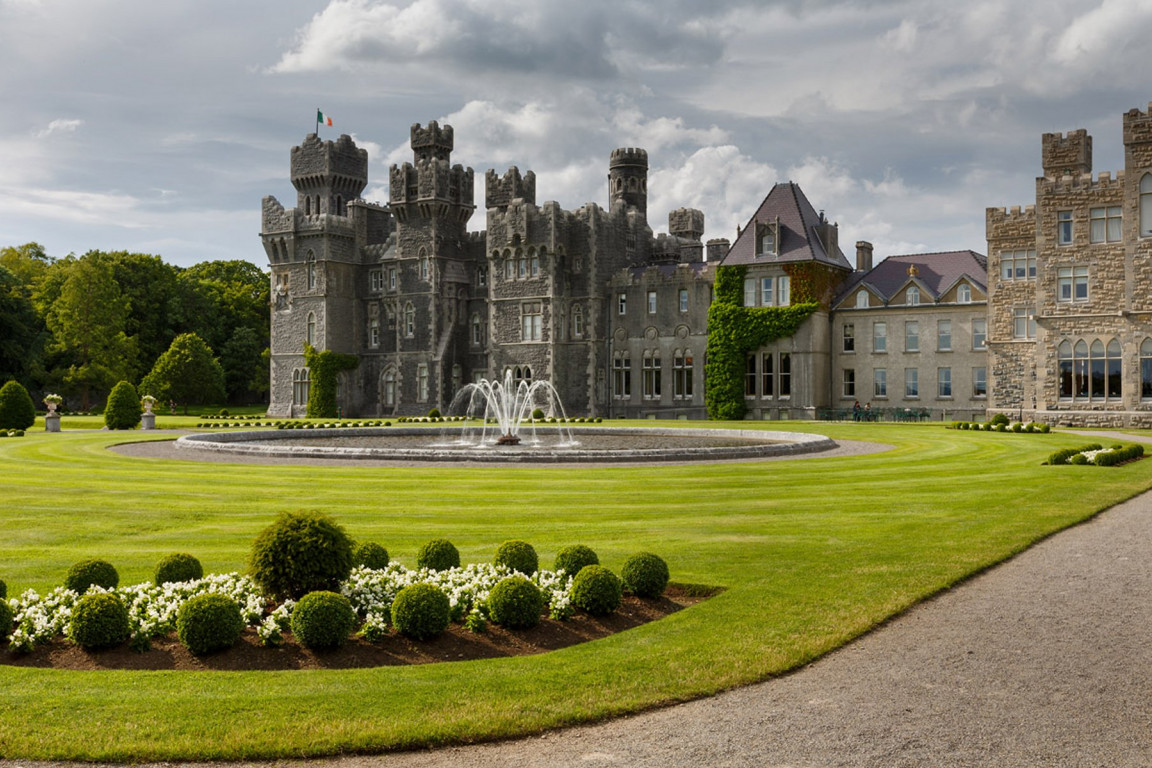 First Apartment Tips Ashford Castle Hotel Cong Mayo Ireland Venue Report