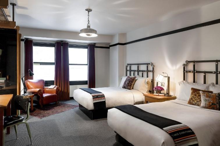 Chicago Athletic Association Hotel Double Junior Suite