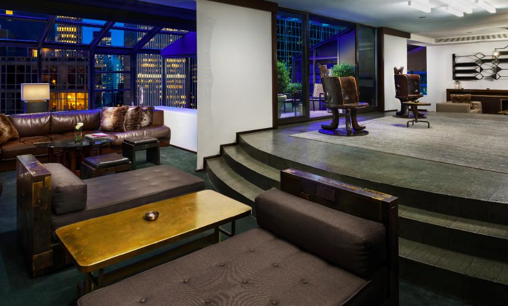 Royalton Hotel New York New York United States Venue