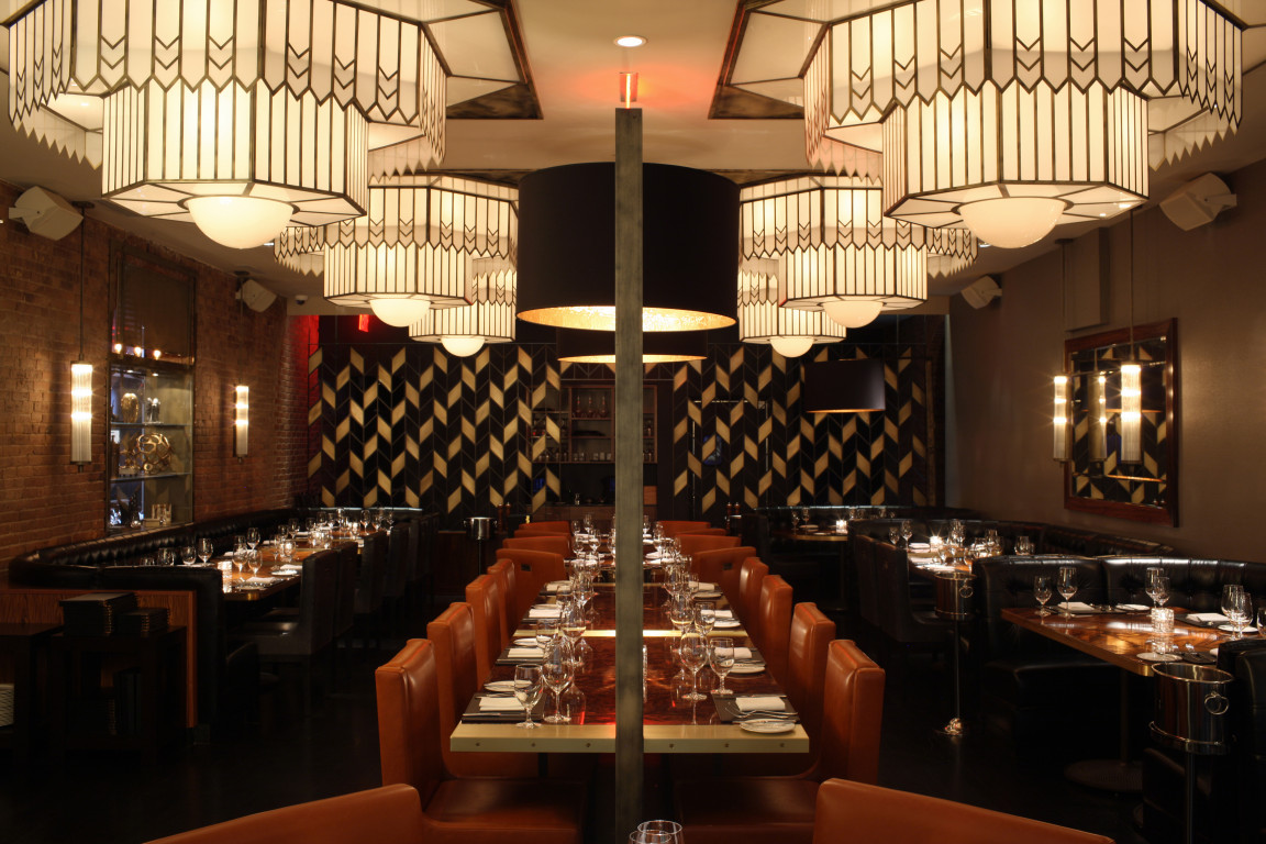 American cut new york new york venue report for Best private dining rooms vancouver