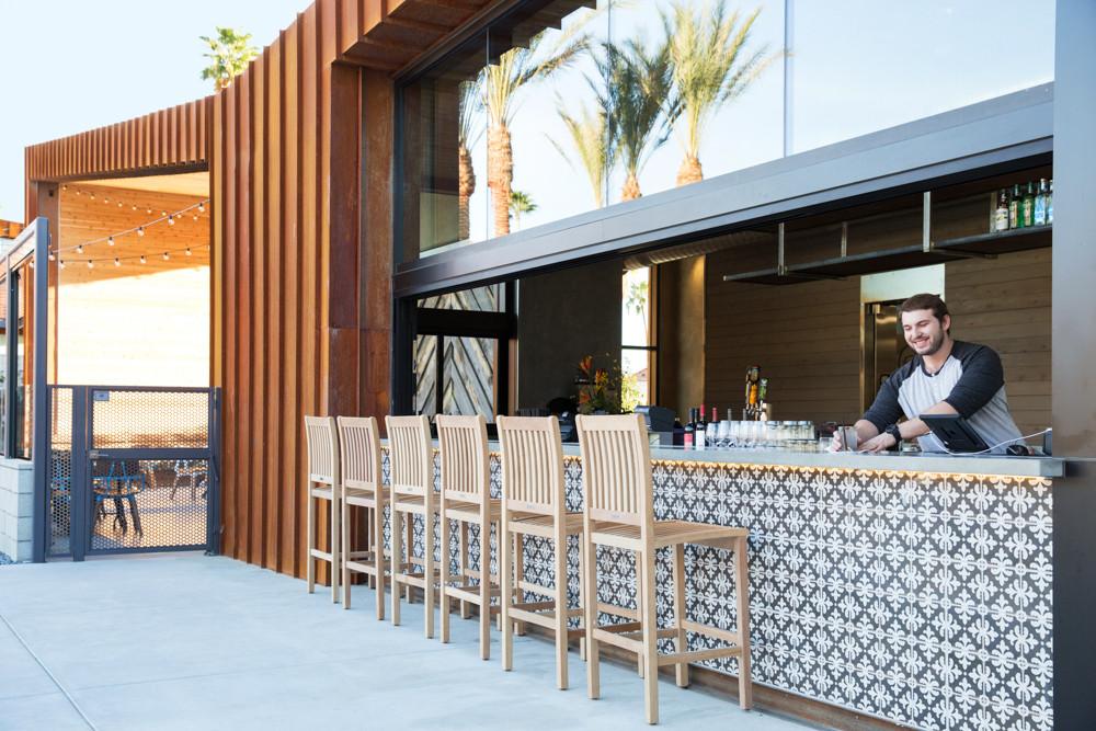 Arrive Palm Springs California United States Venue