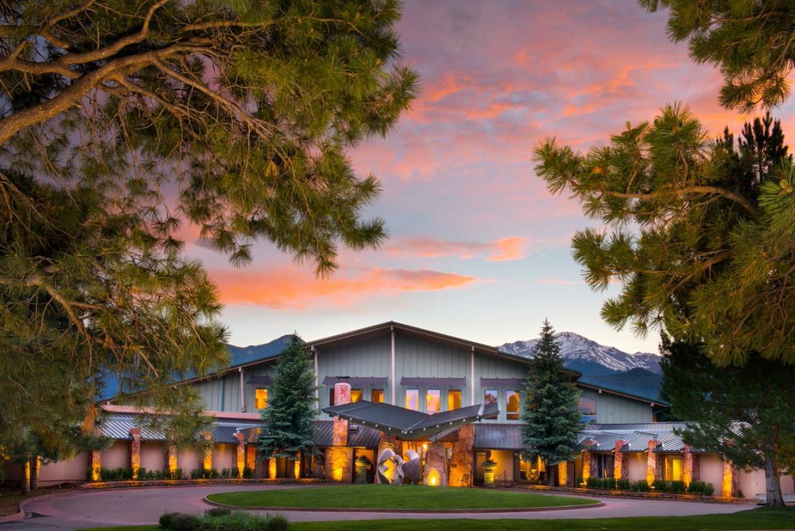 Garden Of The Gods Collection Colorado Springs Colorado