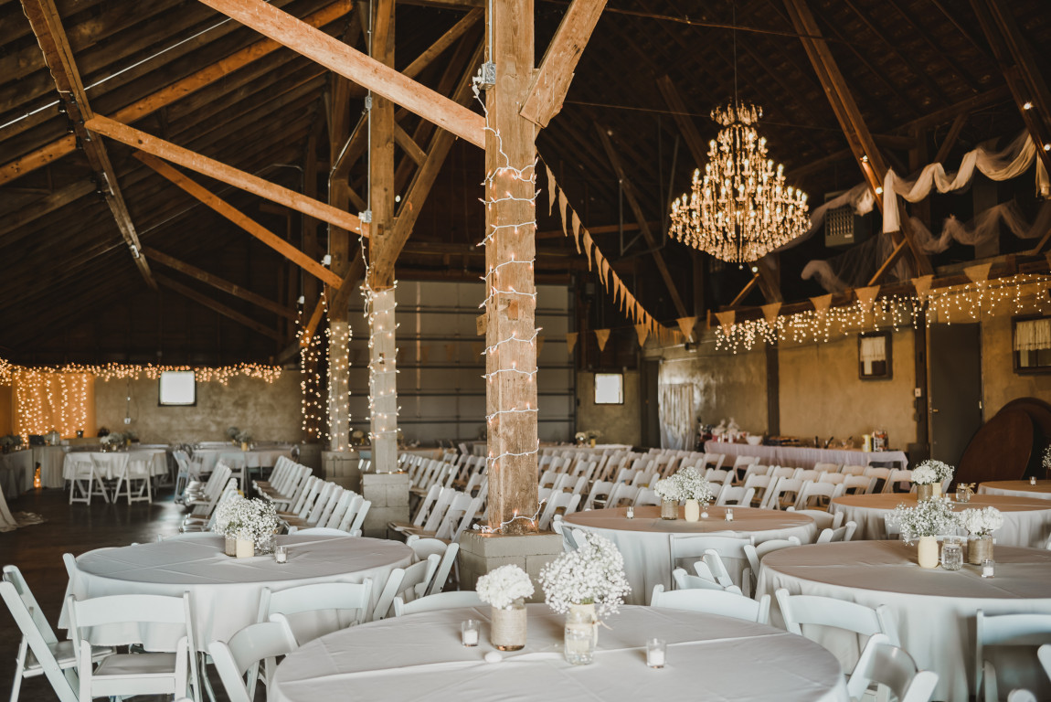 The Rustic Rose Barn: Barn Wedding Reception Venues In Iowa At Websimilar.org