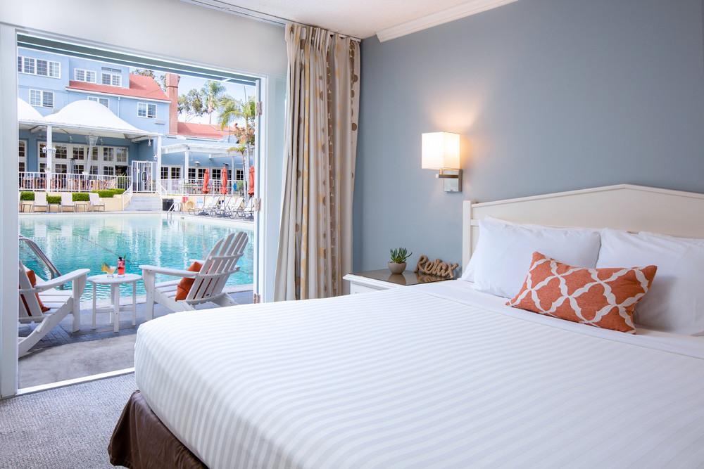 The Lafayette Hotel Swim Club & Bungalows | University Heights, San Diego, California, United ...