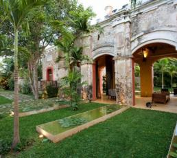 Hacienda Sac Chich, cas de maquanis