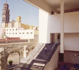 La Purificadora hotel en Puebla