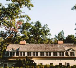 The Barn and Farmhouse at the Bedford Post Inn