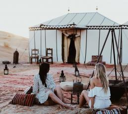 Desert Luxury Camp