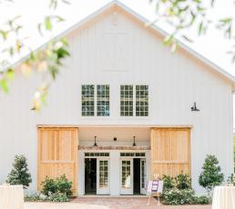 The Barn of Chapel Hill at Wild Flora Farm