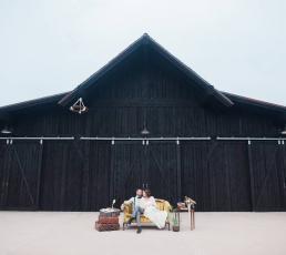 The Barn on Mullan