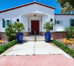 The Miami Beach Woman's Club