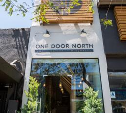 One Door North