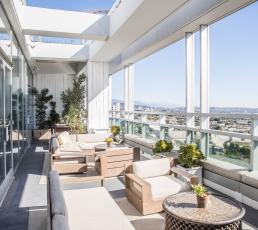 Hills Penthouse West Hollywood
