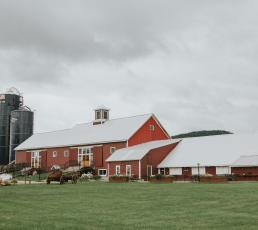 The Barn at Boyden Farm