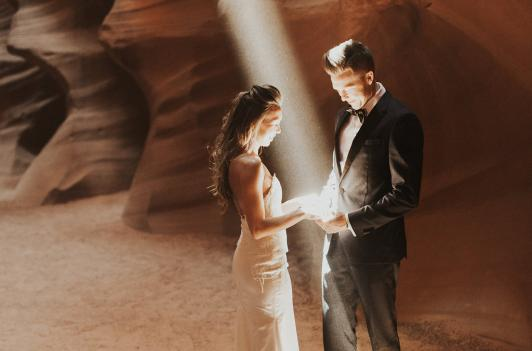 28 Of The Most Inspirational Elopements For 2018