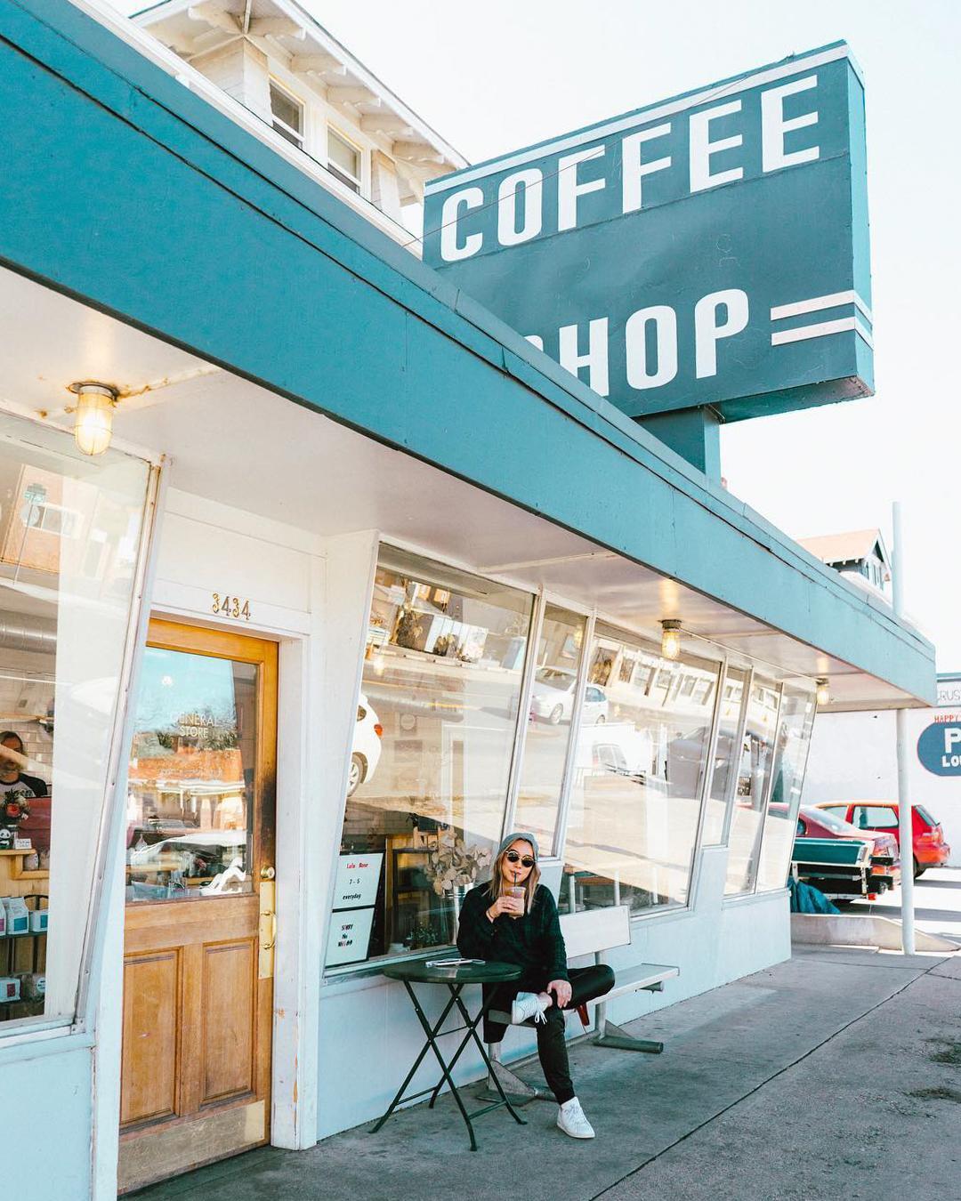 14 of the Best Coffee Shops Around Denver, Colorado
