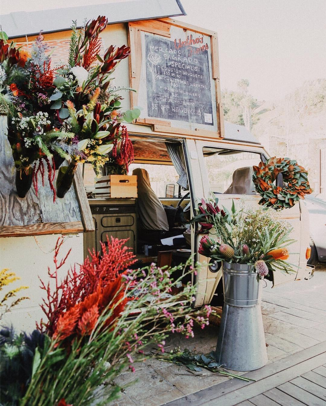 25 Wild Wonderful Floral Shops From Around The World