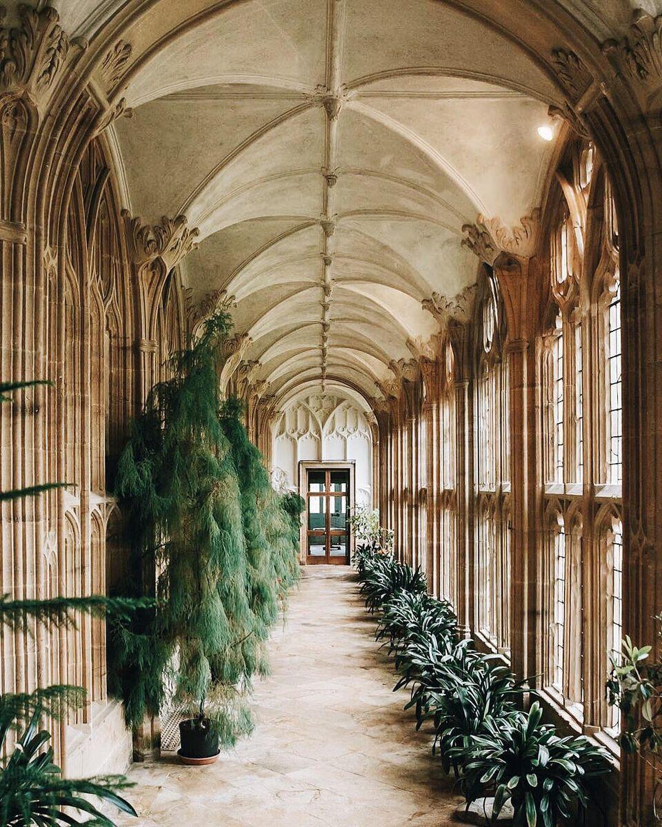 25 Lush Secret Gardens, Glasshouses & Greenhouses
