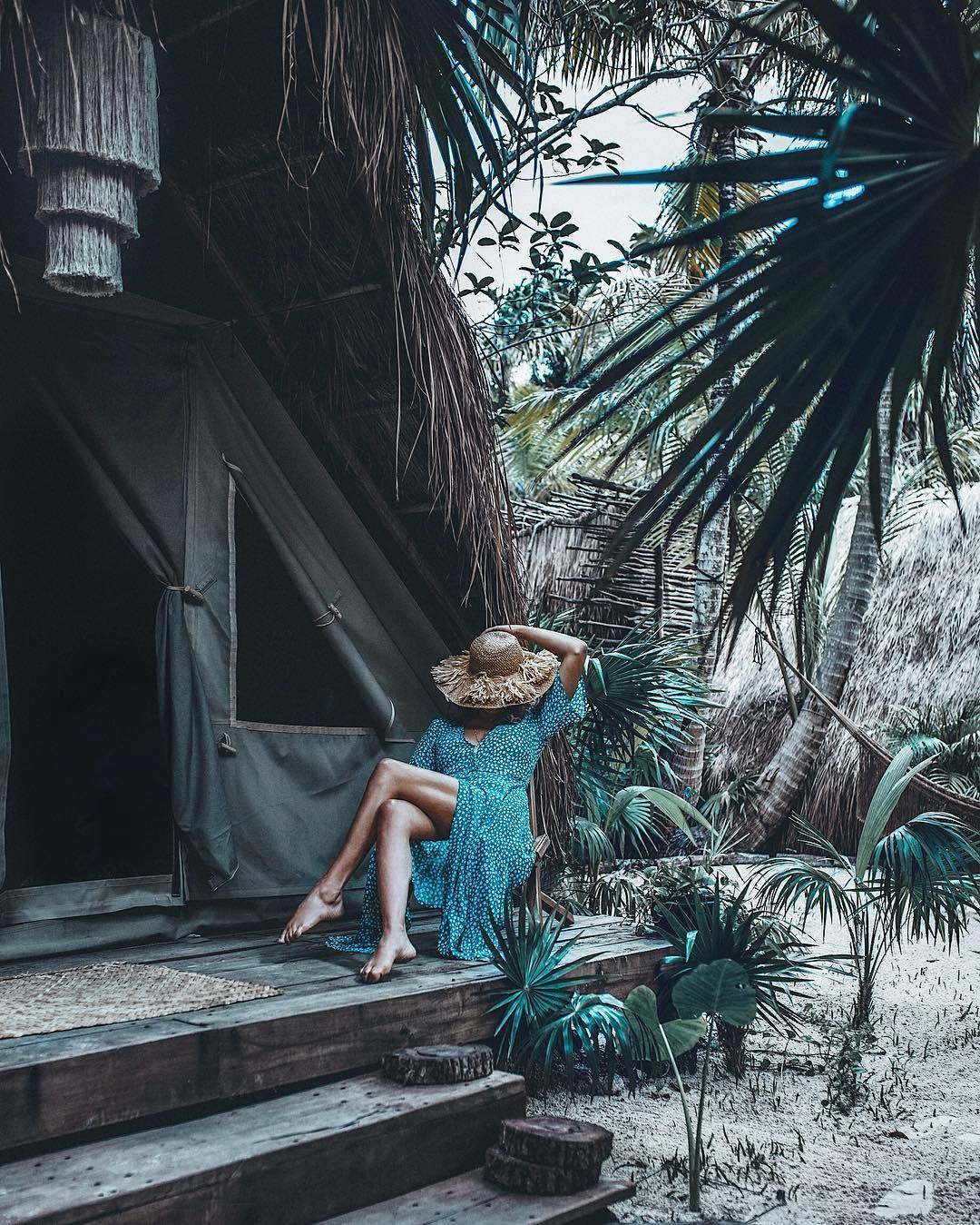 浪漫的野外露营 帐篷酒店2018年全球终极露营指南