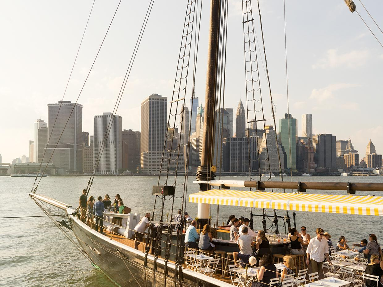 An Insider S Guide To Nyc S Best Outdoor Dining Drinking
