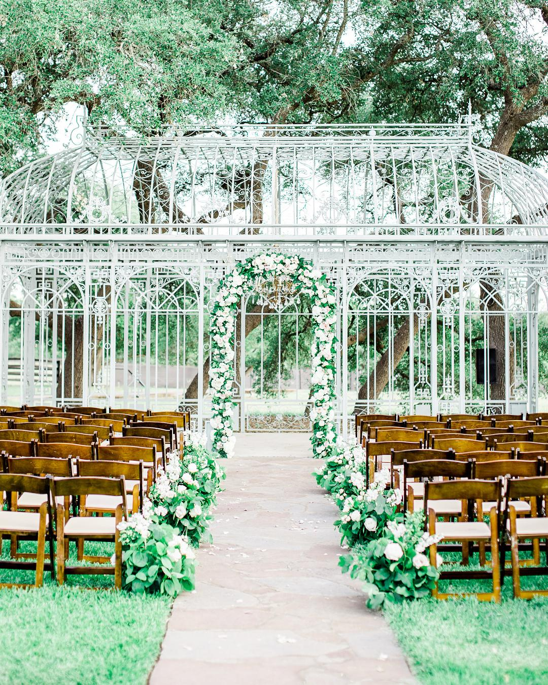 Cute Outdoor Wedding Ideas: 21 Unique & Extraordinary Wedding Venues In Austin