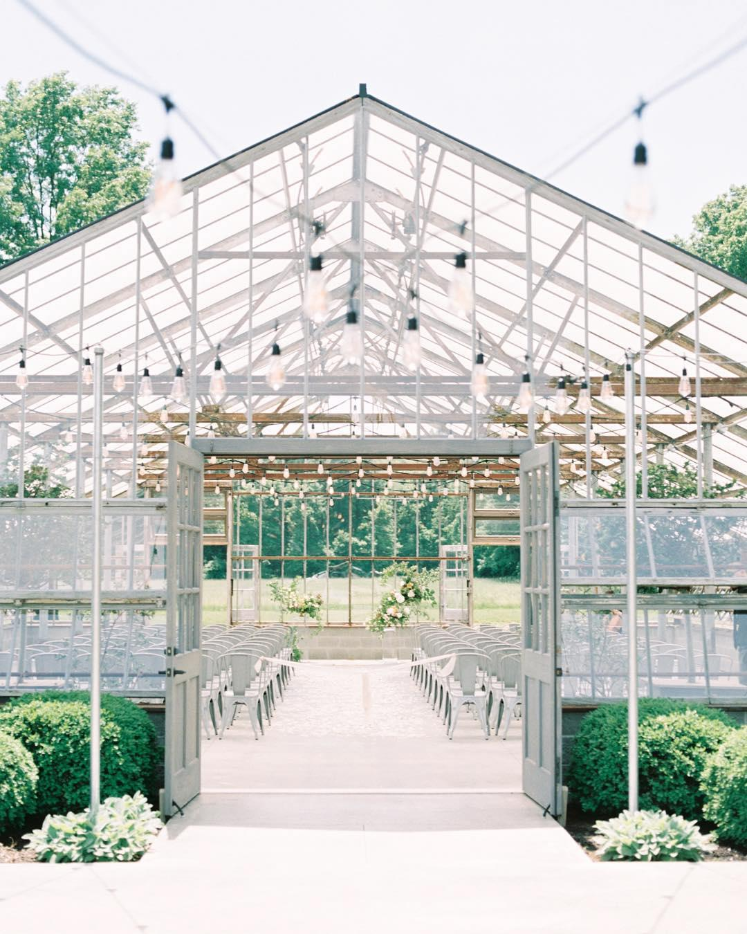 Cute Outdoor Wedding Ideas: 23 Of Ohio's Top Wedding Venues