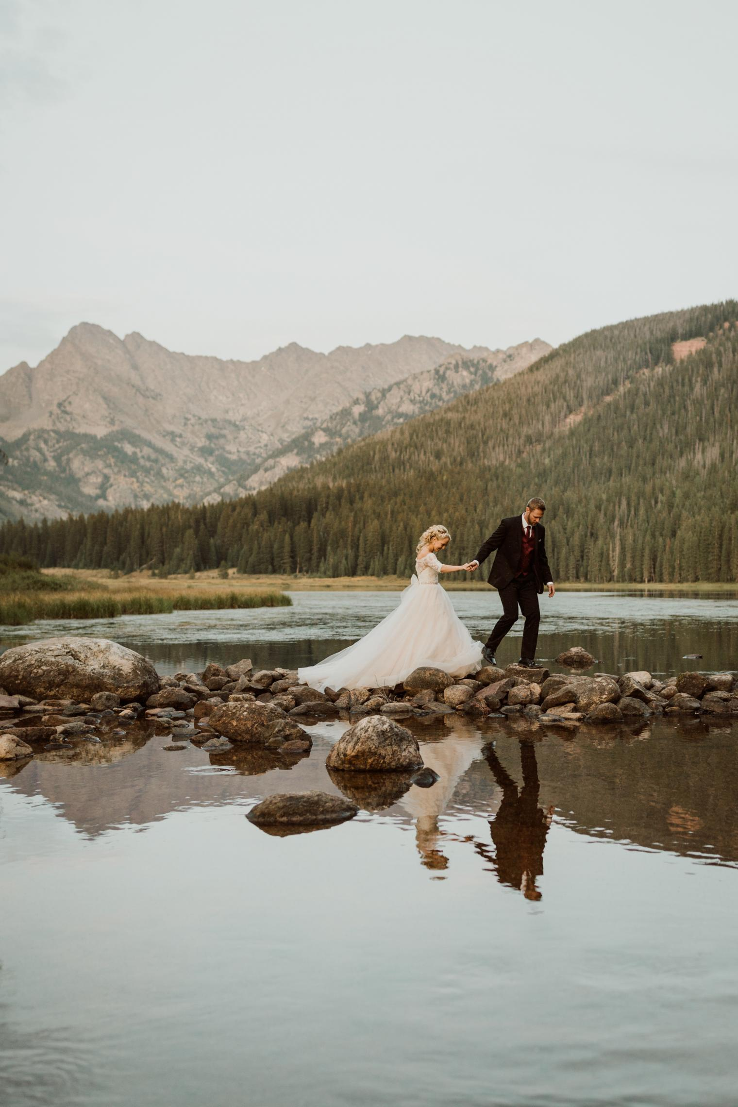 The Most Breathtaking Wedding Venues In Colorado - Stunning-art-deco-with-spectacular-river-and-city-views