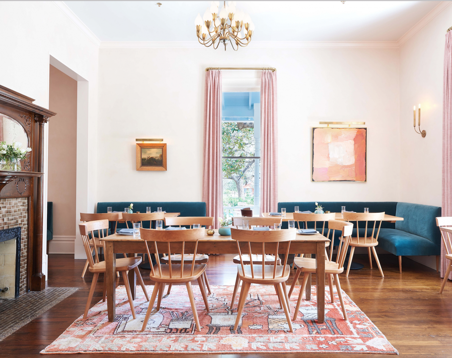 Calling it these 6 design trends will rule 2019 - Dining room trends 2019 ...